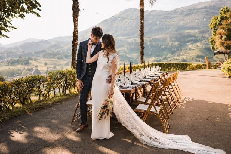boda en san sebastian
